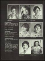 1981 Pioneer-Westfield High School Yearbook Page 30 & 31