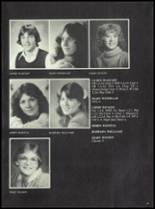 1981 Pioneer-Westfield High School Yearbook Page 32 & 33