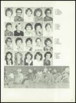 1981 Pioneer-Westfield High School Yearbook Page 36 & 37