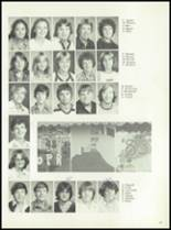 1981 Pioneer-Westfield High School Yearbook Page 40 & 41