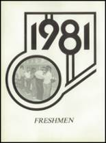 1981 Pioneer-Westfield High School Yearbook Page 46 & 47