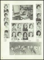 1981 Pioneer-Westfield High School Yearbook Page 50 & 51