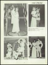 1981 Pioneer-Westfield High School Yearbook Page 54 & 55