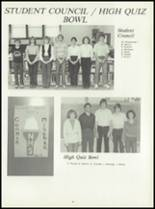 1981 Pioneer-Westfield High School Yearbook Page 64 & 65