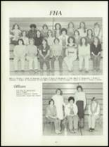 1981 Pioneer-Westfield High School Yearbook Page 66 & 67