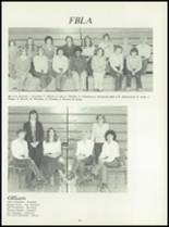 1981 Pioneer-Westfield High School Yearbook Page 68 & 69