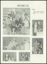 1981 Pioneer-Westfield High School Yearbook Page 70 & 71