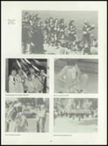 1981 Pioneer-Westfield High School Yearbook Page 84 & 85