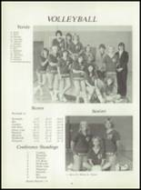 1981 Pioneer-Westfield High School Yearbook Page 86 & 87