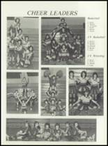 1981 Pioneer-Westfield High School Yearbook Page 88 & 89