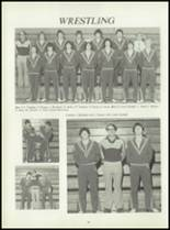 1981 Pioneer-Westfield High School Yearbook Page 98 & 99