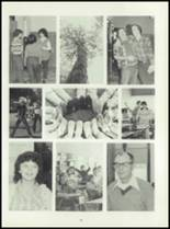 1981 Pioneer-Westfield High School Yearbook Page 100 & 101