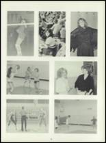 1981 Pioneer-Westfield High School Yearbook Page 102 & 103