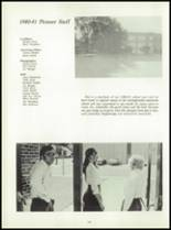 1981 Pioneer-Westfield High School Yearbook Page 120 & 121