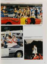 1987 Vidor High School Yearbook Page 14 & 15