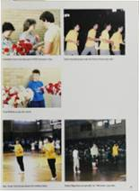 1987 Vidor High School Yearbook Page 18 & 19