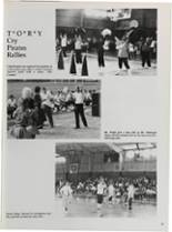 1987 Vidor High School Yearbook Page 24 & 25