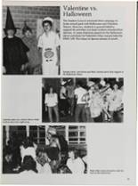 1987 Vidor High School Yearbook Page 28 & 29