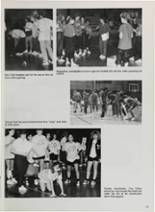 1987 Vidor High School Yearbook Page 34 & 35