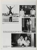 1987 Vidor High School Yearbook Page 44 & 45