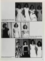 1987 Vidor High School Yearbook Page 54 & 55