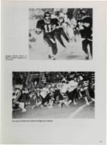 1987 Vidor High School Yearbook Page 66 & 67