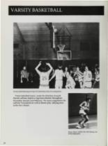 1987 Vidor High School Yearbook Page 72 & 73