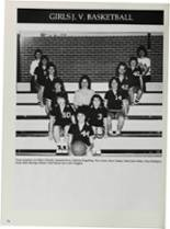 1987 Vidor High School Yearbook Page 78 & 79