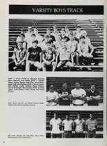 1987 Vidor High School Yearbook Page 86 & 87