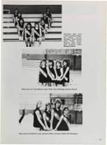 1987 Vidor High School Yearbook Page 88 & 89