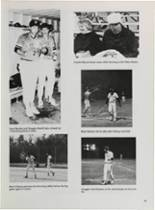 1987 Vidor High School Yearbook Page 92 & 93