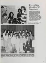 1987 Vidor High School Yearbook Page 100 & 101