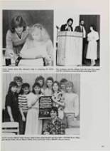 1987 Vidor High School Yearbook Page 104 & 105