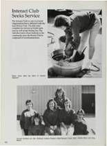 1987 Vidor High School Yearbook Page 106 & 107