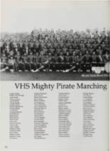 1987 Vidor High School Yearbook Page 108 & 109