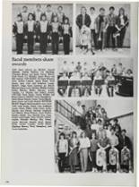 1987 Vidor High School Yearbook Page 110 & 111