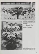 1987 Vidor High School Yearbook Page 116 & 117