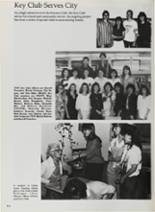 1987 Vidor High School Yearbook Page 120 & 121