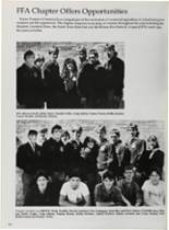 1987 Vidor High School Yearbook Page 128 & 129