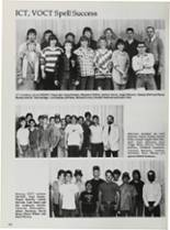 1987 Vidor High School Yearbook Page 130 & 131