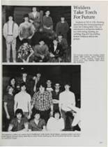 1987 Vidor High School Yearbook Page 132 & 133