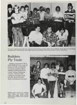 1987 Vidor High School Yearbook Page 134 & 135