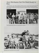1987 Vidor High School Yearbook Page 136 & 137