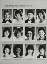 1987 Vidor High School Yearbook Page 158 & 159