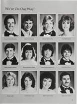 1987 Vidor High School Yearbook Page 164 & 165
