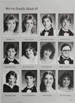 1987 Vidor High School Yearbook Page 166 & 167