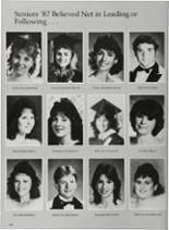 1987 Vidor High School Yearbook Page 168 & 169