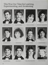 1987 Vidor High School Yearbook Page 170 & 171