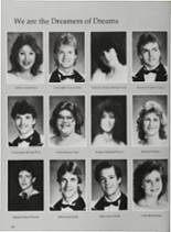1987 Vidor High School Yearbook Page 172 & 173