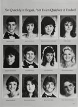 1987 Vidor High School Yearbook Page 174 & 175
